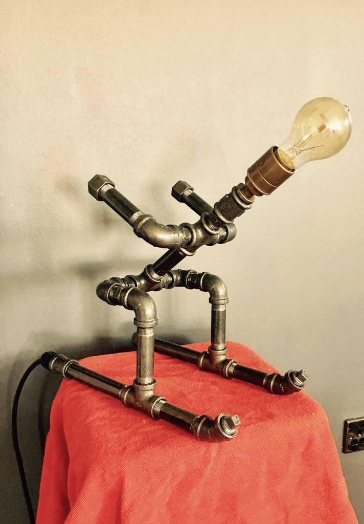 SKI Lamp