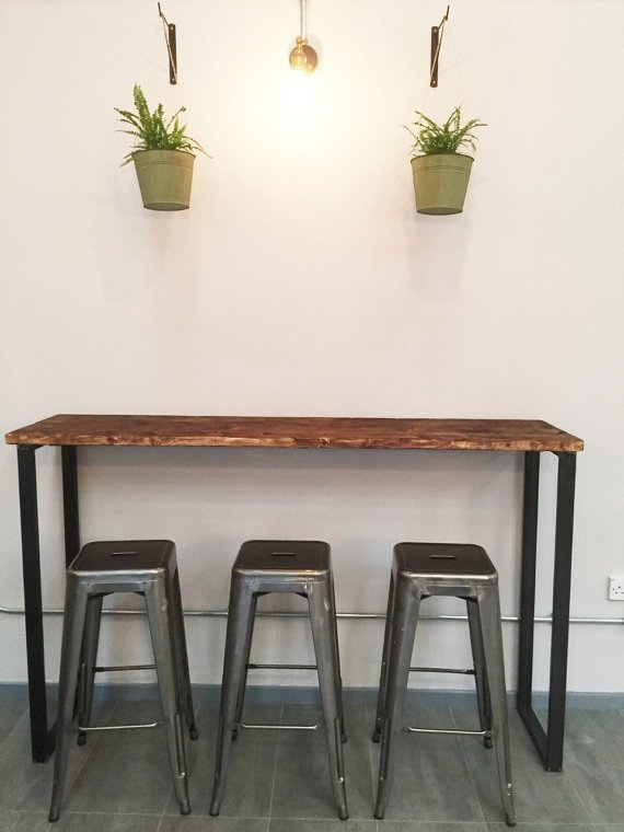 Cafe/breakfast bar table